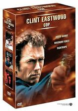 Clint Eastwood - Cop (Dirty Harry / Magnum Force / Tightrope), Sealed Set!
