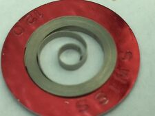 BULOVA 10-BC/10-BCC/10-BS/10-BT...... SWISS MADE REPLACEMENT MAINSPRING PART 770