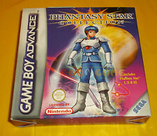 PHANTASY STAR COLLECTION 1 2 3 Game Boy Advance Gba Versione Europea ○○ NUOVO