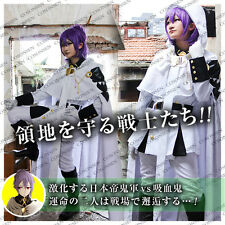 Cosonsen Owari no Serafu Seraph of the End Lacus Welt Uniform Cosplay Costume