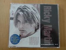 RICKY MARTIN --- MARIA REMIXES ´97 --- MAXI CD