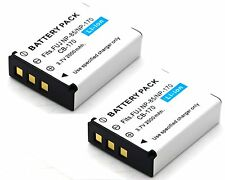 2x Battery for FUJIFILM NP-85 CB-170 NP-170 084-07042L-062 084-07042L-075 BC-85