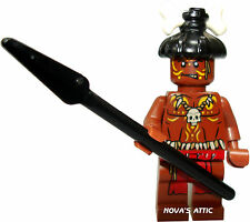 LEGO PIRATES OF THE CARIBBEAN CANNIBAL MINIFIGURE NEW