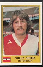 Football Sticker - Panini Euro Football 1976 - No 220 - Willy Kreuz - Austria