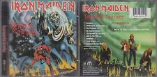 IRON MAIDEN Number of the Beast 1998 Enhanced CD + Multimedia Run to the Hills