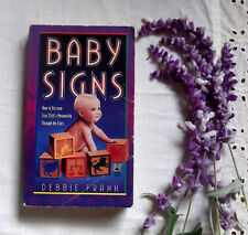 Princess Diana's Astrologer Baby Signs book by Debbie Frank hard to find