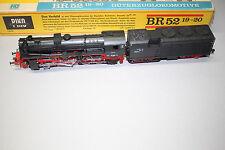 Piko 1201120 Dampflok Baureihe 52 mit Kondenstender Spur H0 OVP