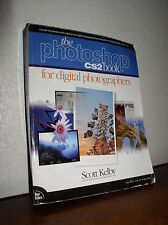 The Photoshop CS2 Book for Digital Photographers by Scott Kelby (2005, Paperback
