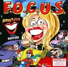 Jenny Talia-F.O.C.U.S CD NEW