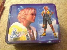 Final Fantasy X-Tidus Lunch box-Extremely Rare!!! Great condition!!