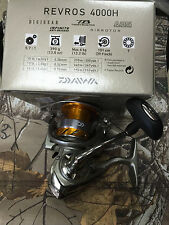 NEW Daiwa Revros Spinning Reel 7BB-1RB 5.7:1 ratio REV4000H