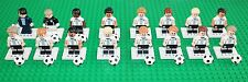 LEGO 71014 Minifigure! Complete Set of 16 German Team NEW opened to confirm type