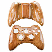 Wireless Controller Shell Custom Pattern Series for XBox 360 Wood