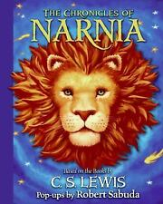 The Chronicles of Narnia Pop-up: Based on the Books by C. S. Lewis - GOOD CONDT.
