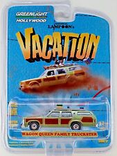 WAGON QUEEN FAMILY TRUCKSTER National Lampoon's Greenlight Hollywood Series 1:64