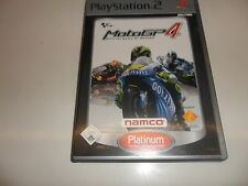 PLAYSTATION 2 PS 2 MOTO GP 4 PLATINUM []