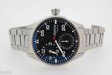 .ALPINA GENEVE STAR TIMER PILOT LIMITED EDITION CHRONOGRAPH LTD ED WATCH