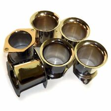 6x Velocity Stacks air horn pipe trumpet WEBER 40/44/48IDF 40DCOE DELLORTO SOLEX