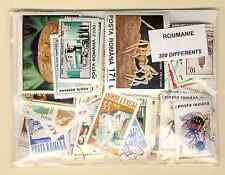 Roumanie - Romania 300 timbres différents