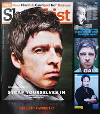 NOEL GALLAGHER SEAN PENN DAVID DUCHOVNY SHORTLIST MAGAZINE FEBRUARY 2015