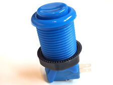 Blue Concave Push Button With Micro Switch for Arcade Bartop / Machine