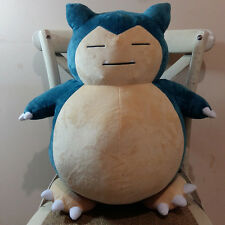 "New 20"" JUMBO SNORLAX Pokemon Center Nintendo Plush Toy Game Doll Xmas Gift"