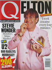 Q 103 1995 Elton John Stevie Wonder Slash Boo Radleys Walter Becker Terrorvision