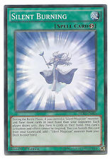 Silent Burning DPRP-EN005 Super Rare Yu-Gi-Oh Card 1st Edition English Mint New