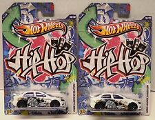 NEW 2012 HOT WHEELS HIP HOP JUKEBOX 2008 LANCER EVOLUTION HTF WALMART MONMC