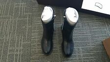 Gucci NIB $950 maud leather short biker boots EU37.5 US 7.5