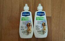 2 PET ARMOR EAR MITE AND TICK TREATMENT FOR DOGS 3 FL OZ EACH