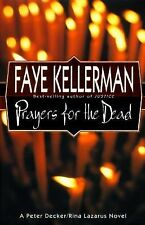 Prayers for the Dead by Faye Kellerman (1996, Hardcover)