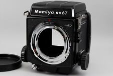 Mamiya RB67 Pro SD Medium Format Camera Body w/Waist Level finder Japan (498)