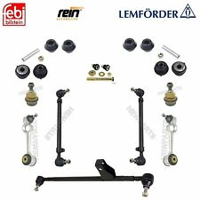 Mercedes W123 Suspension KIT (14 pcs) Control Arm Drag Sway Bar Link Ball Joint