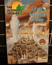 BBI/ultimate SOLDIER 1:6 - 29TH division d'infanterie - 6th juin 1944-d-day mib