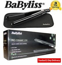 Babyliss 2069U Professional Salon Ceramic 230 Hair Straightener