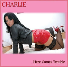 """Charlie:  """"Here Comes Trouble""""  (US-Rock 1982"""")  CD"""
