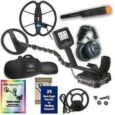 **Bundle** WHITES SPECTRA V3i METAL DETECTOR - Click to see more