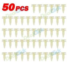 50Pcs Door Trim Panel Clip Retainer For GM Chevy Chevrolet Express 1500