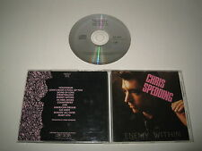 CHRIS SPEDDING/ENEMY WITHIN(NEW ROSE/ROSE 94 CD)CD ALBUM