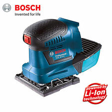 Bosch GSS 18V-LI Professional Cordless Orbital Palm Sander [Bare Tool Body only]
