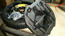 Hyundai ACCENT COMPLETE MOUNTABLE SPARE TIRE KIT W/ FREE TRUNK LINER
