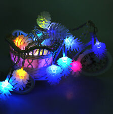 4m 20 LED Little Pinecone RGB LED String Light Lighting for Christmas Decoration