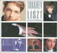Tokarev Plays Liszt-His Early Recordings, New Music