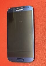 Genuine Galaxy S4 I9505 LTE Lcd Screen & Digitizer Arctic Blue UK