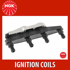 NGK Ignition Coil - U6033 (NGK48234) Ignition Coil Rail - Single