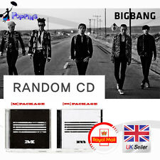 New BIGBANG MADE SERIES [M] (Black or White RANDOM CD) K-POP