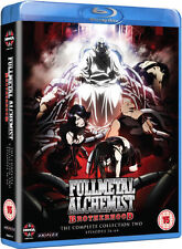Fullmetal Alchemist Brotherhood - The Collection 2: Episodes 36-64 - Blu-ray