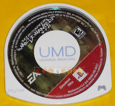 NEED FOR SPEED MOST WANTED 5.1.0 Psp ••••• SOLO UMD