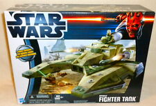 Star Wars REPUBLIC FIGHTER TANK Vehicle Hasbro Green Variant Clone NEW MISB